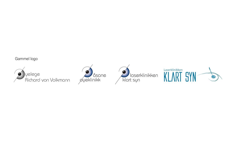 Flere logoer og flere lokasjonser skapte forvirring