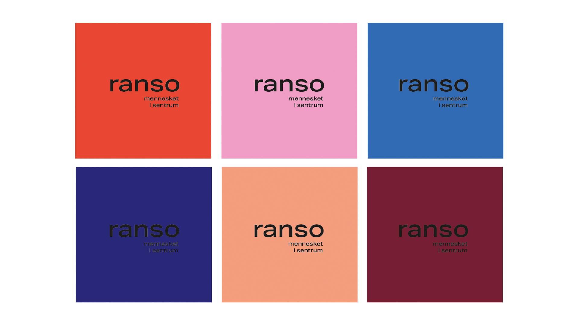 Logo-farger